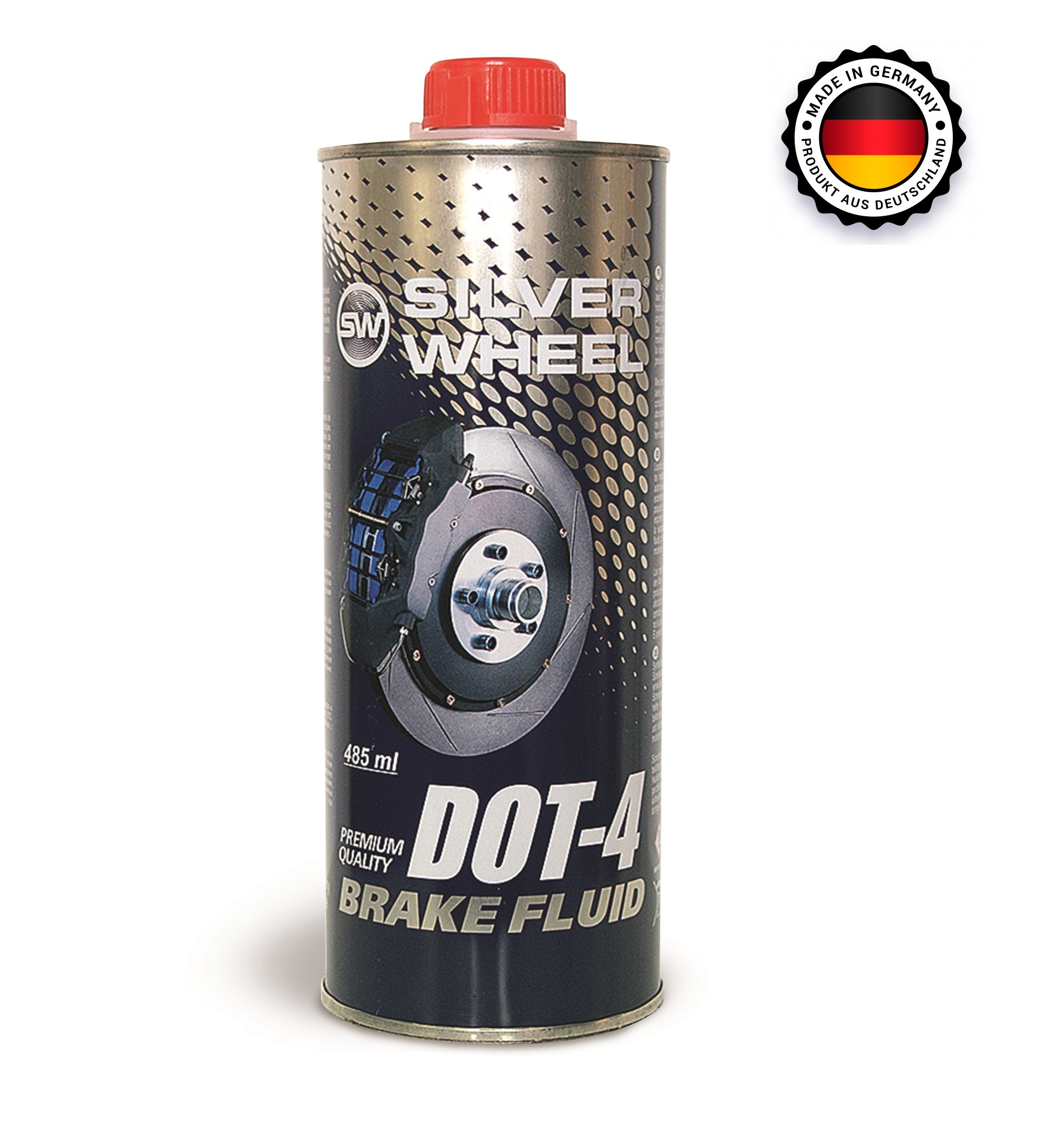 DOT4, Silver, Germany, 0.485 мл