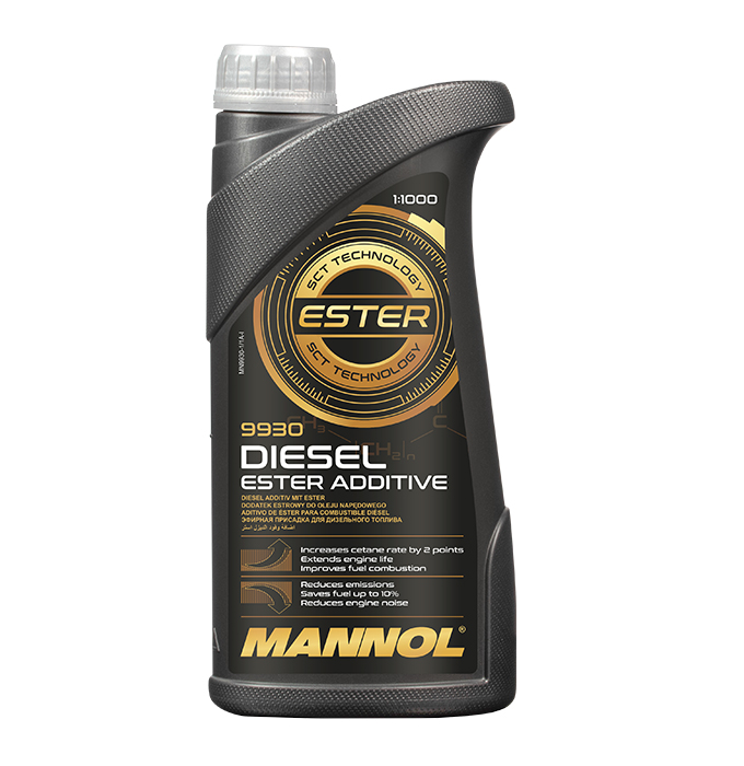 Добавка за дизел, Diesel Ester Additive, 1л